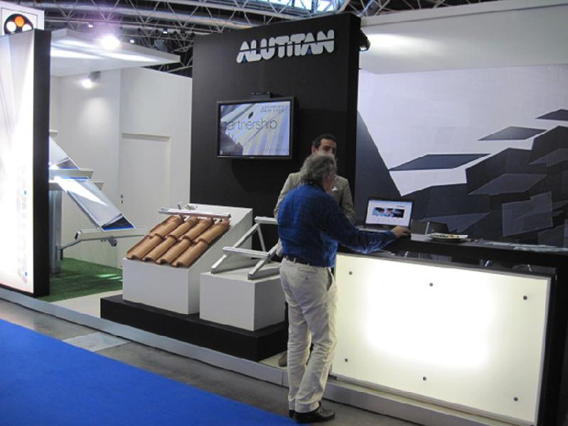 Alutitan took part to the European Photovoltaic Energy Conference and Exhibition (Hamburg, Germany)