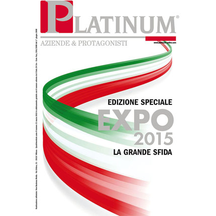 LA VETRINA PIU' IMPORTANTE, Platinum (Ed.speciale EXPO 2015)
