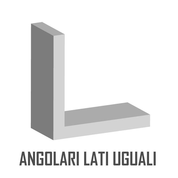 ANGOLARI LATI UGUALI